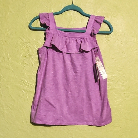 Cat and Jack little girls tank top.